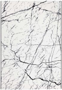 Tiago 46311/AF100 White Abstract Rug by Mastercraft