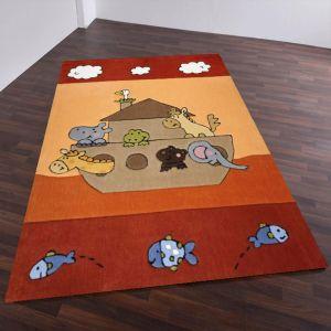 Theko Maui 3265 Terra Kids Rug