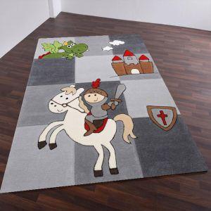 Theko Maui 3397-02 Grey Kids Rug