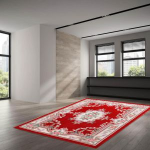 Theko Ming 501 Red 200 Classic Rug