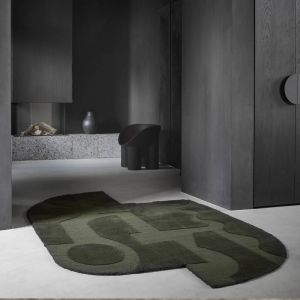 Twinset Mural Forest 121107 Abstract Rug by Brink & Campman