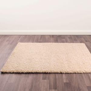 Indulgence Shaggy Ivory Rug By Ultimate Rug