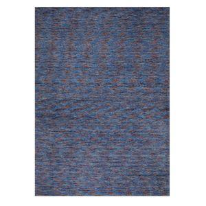 UNI-723- Nashville Turquoise Multi Harmony Wool Rug by Theko