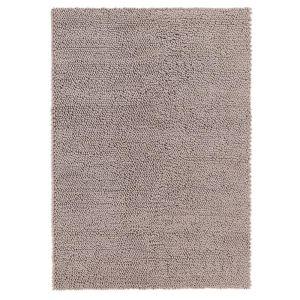 Union Nude Textured Wool Rug by Rug Guru