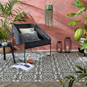 Varano Casablanca Monocrome Rug By Flair Rugs