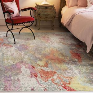Verve VE12 Abstract Rug by Asiatic