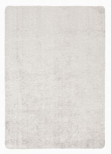 Washable Lavo Silver Rug by Flair Rugs
