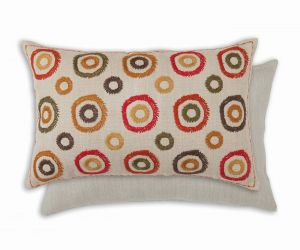 Zafora Ochre WYC00094X Cushion by William Yeoward