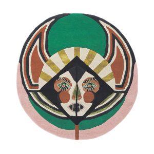 Zodiac 161605 Virgo Wool Rug by Ted Baker