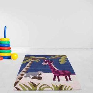 Unique Kids Zoo Rugs by Prestige