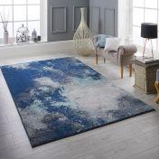 Sansa 1802 L Blue Rug by Oriental Weavers