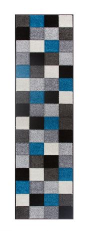 Portland 1923 Q Chequered Runner by Oriental Weavers