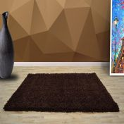 Brown 0921 Glasgow OPUS Luxury Shaggy Rug