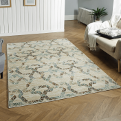 Jasmine 30 Q Contemporary Rug by Oriental Weavers