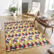 Piccadilly 564 Y Multi Rug by Oriental Weavers