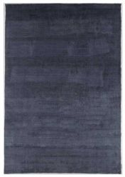 602 Powder Uni Anthracite Rug by Tom Tailor