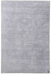 641  Shine Uni Silver Rug by Tom Tailor