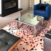 Albecq Sunlight Handtufted Wool Rug by Claire Gaudion
