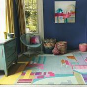 Amal 19707 Hand Tufted Wool Rug by Bluebellgray