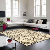 Amira AM007 Abstract Rug By Asiatic