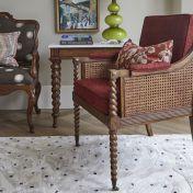 Amitta Cloud Hand Tufted Wool Rug by William Yeoward