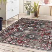 Anatolia Red Traditional Rug by Origins