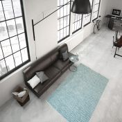 Aperitif 310 Turquoise Modern Rug by Unique Rugs