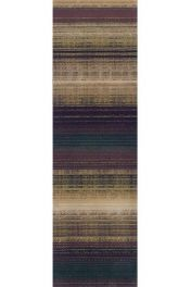 Apollo 1435 H Multi Striped Runner by Oriental Weavers