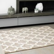 Artisan Sand Wool Rug by Asiatic