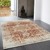 Nova NV09 Antique Orange Rug by Asiatic