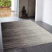 Nova NV13 Ombre Grey Rug by Asiatic
