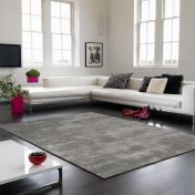 Bellagio Zinc Handmade Viscose Rug by Asiatic