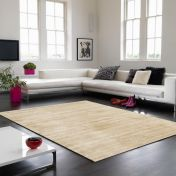 Blade Champagne Modern Classy Rug by Asiatic
