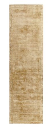 Blade Soft Gold Modern Classy Runner By Asiatic