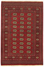 Bokhara Red Traditional Wool Rug by Asiatic