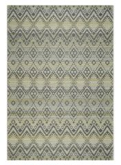 Brighton 098 0004 2019 99 Green Geometric Rug by Mastercraft