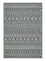Brighton 098 0008 3052 99 Grey Geometric Rug by Mastercraft