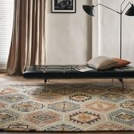 Yara Nomad 33401 Luxury Wool Rug by Brink & Campman