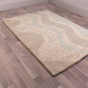 CAMPECHE Contemporary Fusion Wool Rug by Prestige