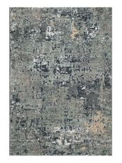 Canyon 052 - 0016 3555 Black Abstract Contemporary Rug by Mastercraft