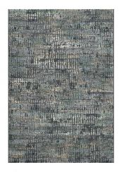 Canyon 052 - 0040 3535 Black Abstract Contemporary Rug by Mastercraft