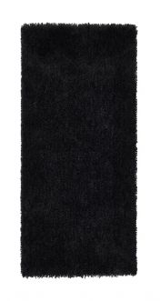Chicago Black Polyester Runner by Origins