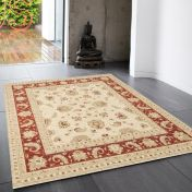 Chobi CB02 Traditional Wool Runner by Asiatic