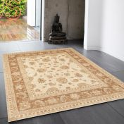 Chobi CB03 Traditional Wool Runner by Asiatic