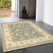 Chobi CB04 Traditional Wool Rug by Asiatic