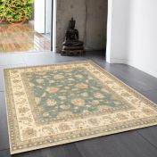 Chobi CB04 Traditional Wool Runner by Asiatic