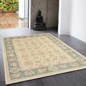 Chobi CB05 Traditional Wool Runner by Asiatic