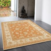 Chobi CB07 Traditional Wool Runner by Asiatic