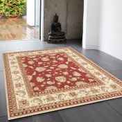 Chobi CB08 Traditional Wool Rug by Asiatic