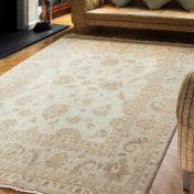 Chobi CB01 Traditional Wool Runner by Asiatic